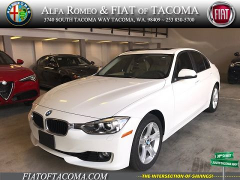 Pre-Owned 2015 BMW 328i xDrive w/South Africa
